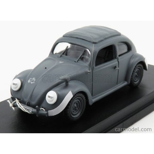 RIO MODELS VOLKSWAGEN BEETLE MAGGIOLINO KAFER 1942 - WITH SS REGISTRATION PLATE