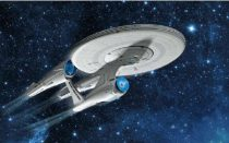 Revell Star Trek - U.S.S. Enterprise NCC-1701 makett