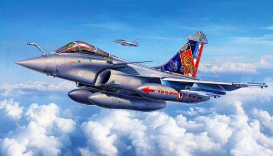 Revell Dassault Rafale M makett
