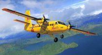 Revell DHC-6 Twin Otter makett