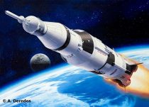 Revell Apollo Saturn V makett