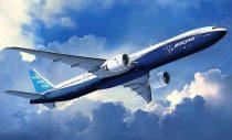 Revell Boeing 777-300ER makett