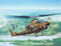 Revell Bell AH-1G Cobra makett