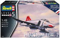 Revell McDonnell-Douglas FGR.2 Phantom II makett