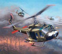 Revell Bell UH-1H Gunship makett