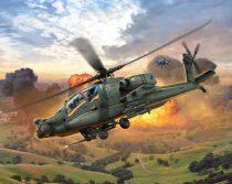 Revell AH-64A Apache makett