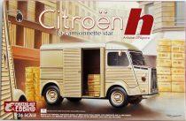 Ebbro Citroen H Transporter makett