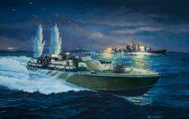 Revell Patrol Torpedo Boat PT-109 makett