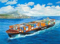"""Revell Container Ship """"Colombo Express"""" makett"""