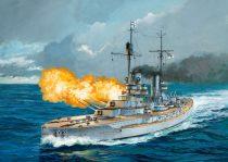 Revell SMS König WWI German Battleship makett