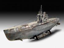 Revell Typ VII C/41 German Submarine makett (Platinium Edition)