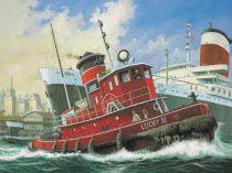 Revell Harbour Tug Boat makett