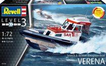 Revell Search & Rescue Daughter-Boat VERENA makett