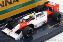 Minichamps McLAREN F1 HONDA TURBO MP4/4 N 12 AYRTON SENNA 1988 WORLD CHAMPION