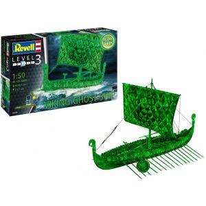 Revell Model Set Viking Ghost Ship makett