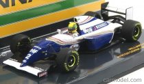 Minichamps Williams F1 RENAULT FW16 N 2 BRAZILIAN GP 1994 AYRTON SENNA