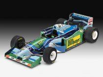 """Revell Model Set Benetton Ford B194 """"25th Anniversary"""" makett"""