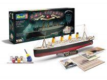Revell Model Set R.M.S. Titanic - 100th Anniversary Edition makett
