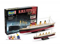 Revell Model Set R.M.S.Titanic Duo makett