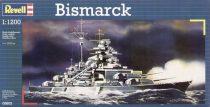 Revell Bismarck makett