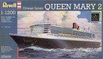 Revell Queen Mary 2 makett