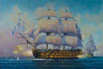 Revell Admiral Nelson Flagship (HMS Victory) makett