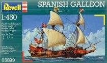Revell Spanish Galleon makett