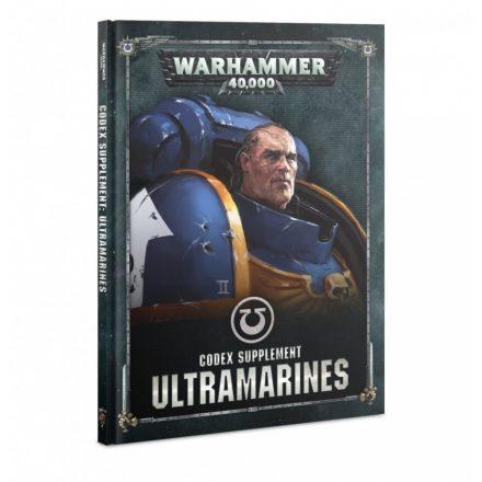 Games Workshop - Codex Supplement: Ultramarines (HB)