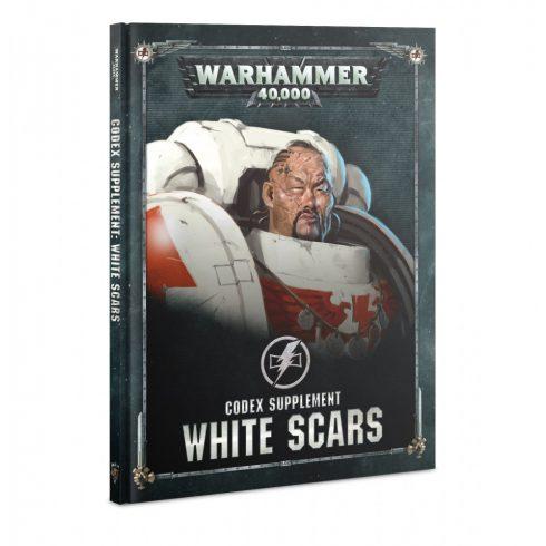 Games Workshop - Codex Supplement: White Scars (HB)