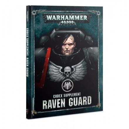 Games Workshop - Codex Supplement: Raven Guard