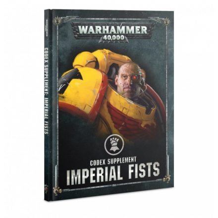 Games Workshop - Codex Supplement: Imperial Fists