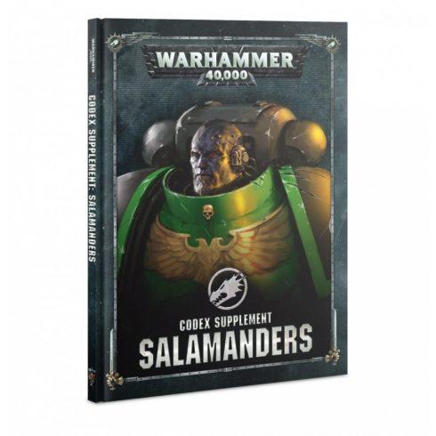 Games Workshop - Codex Supplement: Salamanders