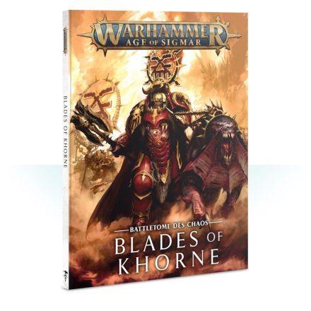 Games Workshop - Battletome: Blades of Khorne (HB)