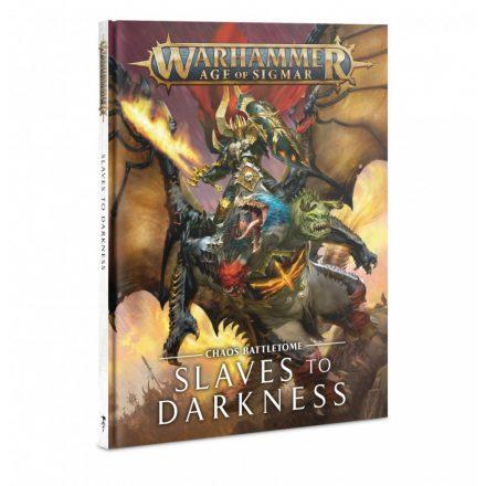 Games Workshop - Battletome: Slaves to Darkness (HB)