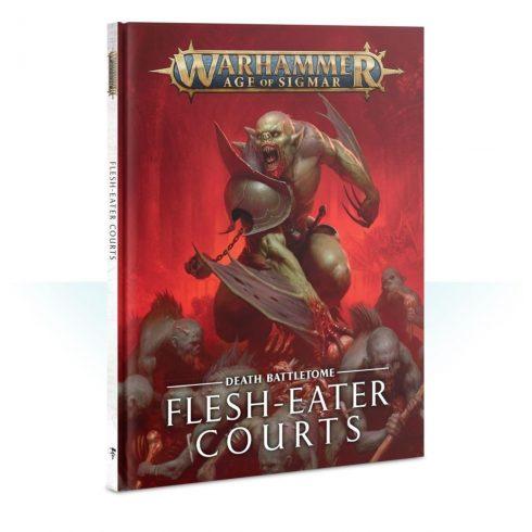 Games Workshop - Battletome: Flesh-eater Courts (HB)