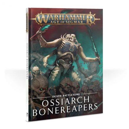 Games Workshop - Battletome: Ossiarch Bonereapers (HB)