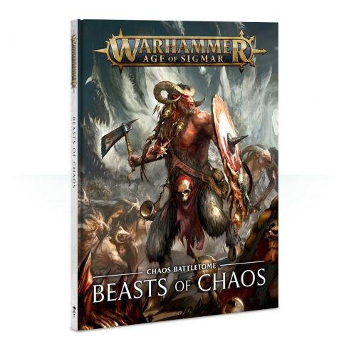Games Workshop - Battletome: Beasts of Chaos (HB)