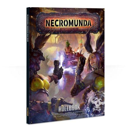 Games Workshop - Necromunda: Rulebook (HB)