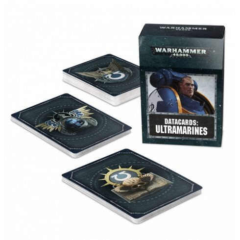 Games Workshop - Datacards: Ultramarines