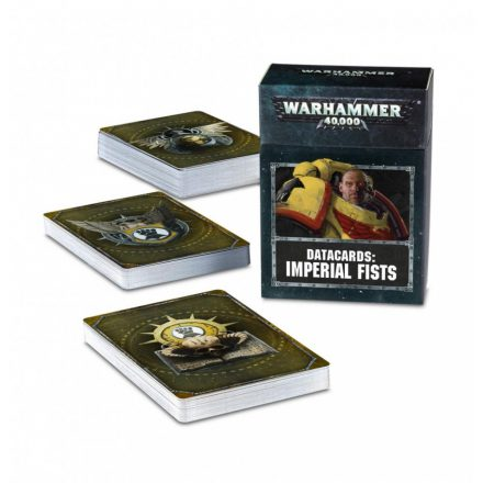 Games Workshop - Datacards: Imperial Fists