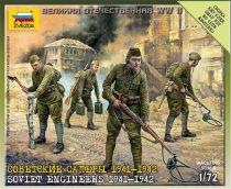 Zvezda Soviet Engineers WWII