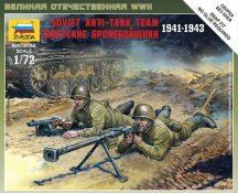 Zvezda Soviet Anti Tank Team