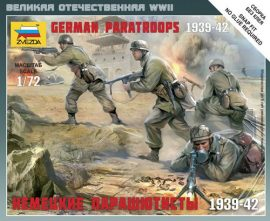 Zvezda German Paratroops