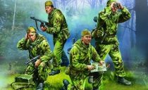 Zvezda Soviet Reconnaissance Team
