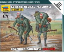 Zvezda German Medical Personnel 41-43