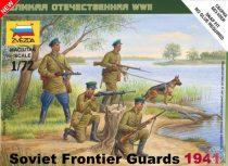 Zvezda Soviet Frontier Guards