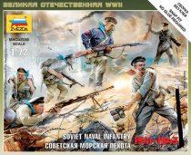 Zvezda Soviet Naval Infantry