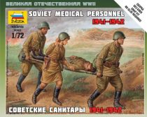 Zvezda Soviet Medical Personnel 41-42