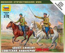 Zvezda Soviet Cavalry