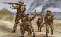 Zvezda Britische Infanterie 1939-42